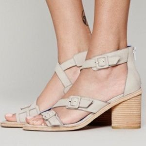 Jeffrey Campbell for free People shoes